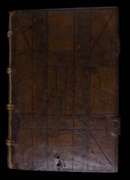 English (Cambridge?) binding, 16th century