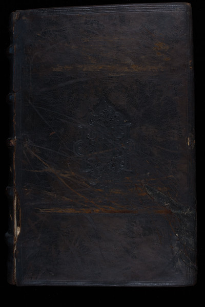 English (Cambridge) binding, 16th century