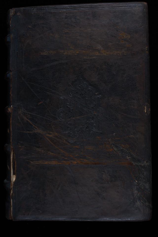 English (Cambridge) binding, 16th century