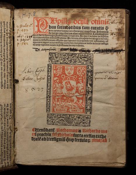 Notes, 17th century