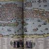 Map of Venetia (Venice), 16th century