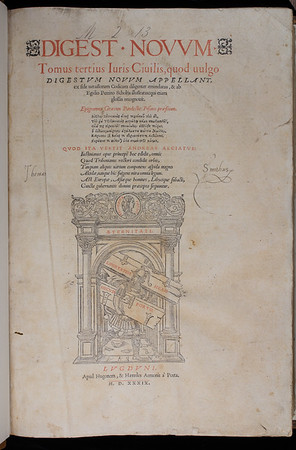 Inscription of Thomas Smith, 16th century