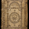 Binding of Jan Łaski, 16th century (front cover)