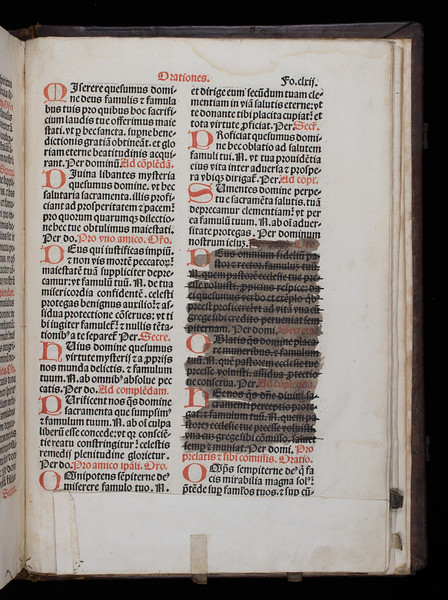 Expurgated text, 16th century