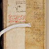 Manuscript waste, 15/16th century