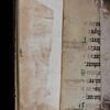 Manuscript waste, c. 1200