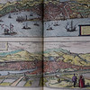 Map of Florentia (Florence), 16th century