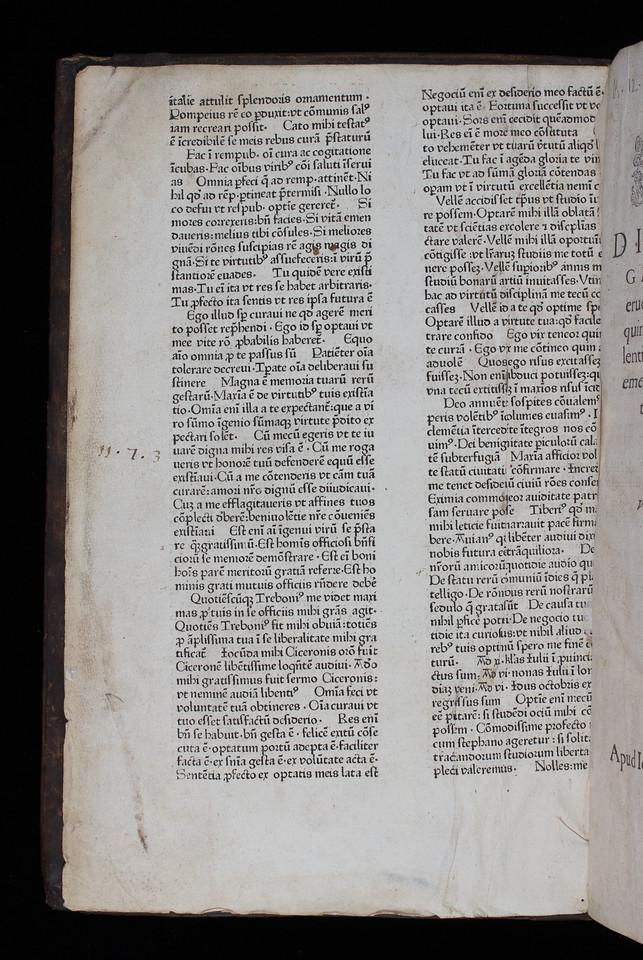 Printed waste, 15th century