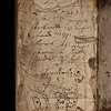 Notes and doodles, 16/17th century