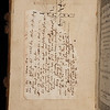 Annotations, 16th/17th century