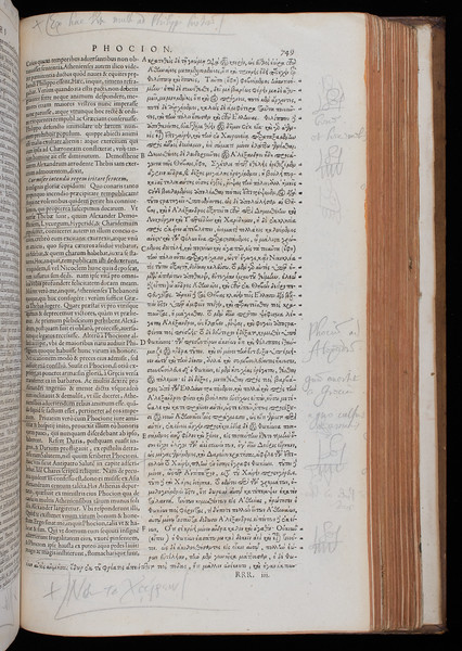 Annotations, 20th century