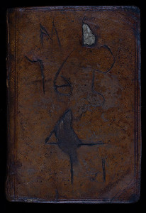 Inscriptions, 17th century