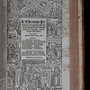 Extensive annotations, 16/17th century