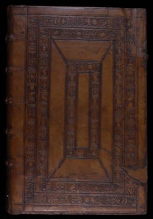 English (London) binding, 16th century