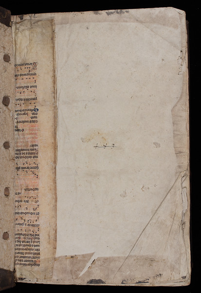 Manuscript waste, 14th century (?)