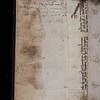 Manuscript waste, 14th century(?)