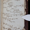 "Notes with small horizontal tree of knowledge on rear flyleaf with heading reading: 'Apo. 1. 20'. <br><br> <b>Author:</b> Aelian <br> <b>Title:</b><i>Variae historiae libri XIV</i> (Paris, 1618)<br> <b>Shelfmark:</b> E.17.30  <a href=""http://idiscover.lib.cam.ac.uk/permalink/f/1nnjft8/44CAM_ALMA21548348670003606""> (catalogue record)</a>"