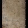 Manuscript title, 17th century