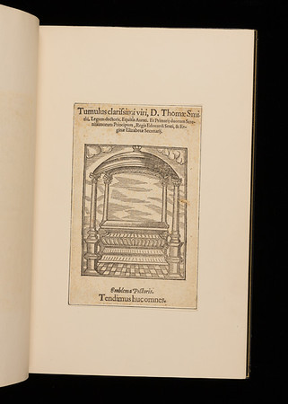 Woodcut insert, 16th century