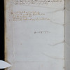 "List of contents in Richard Bryan's hand.  <br><br> <b>Author:</b> Richard Byfield <br> <b>Title:</b><i> The doctrine of the Sabbath vindicated </i> (London, 1631)<br> <b>Shelfmark:</b> E.19.22(1)  <a href=""http://idiscover.lib.cam.ac.uk/permalink/f/1nnjft8/44CAM_ALMA21544587900003606""> (catalogue record)</a>"