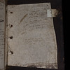 Extensive notes (bibliographical?), 17th century