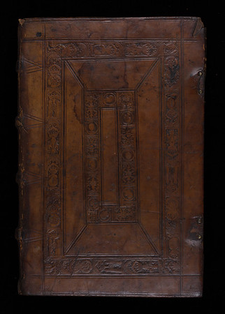 English binding, 16th century