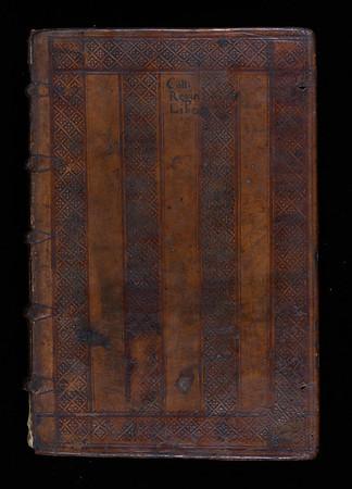 Binding, 16th century