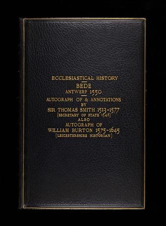 Goatskin binding, 19th/20th century