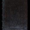 English (Oxford) binding, 16th century
