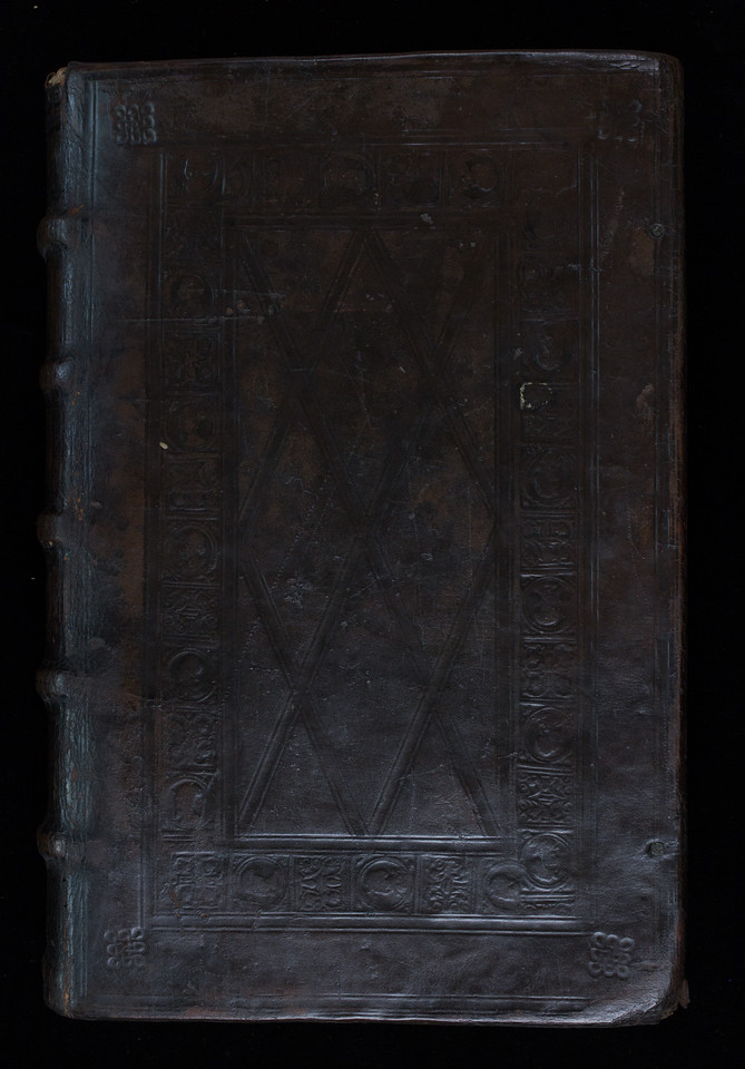 English (Oxford) Binding, 16th century