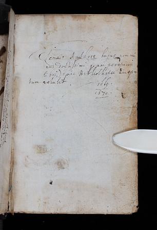 Annotation, 17th century