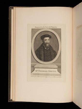 Portrait of Thomas Smith, 18th century