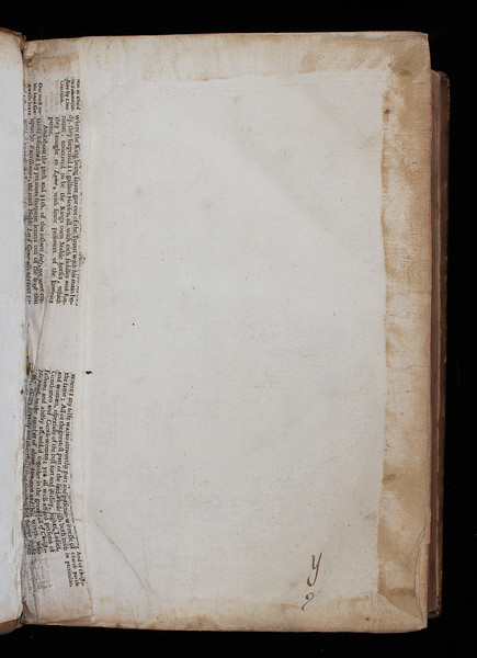 Printed waste, 17th century