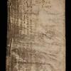 Manuscript wrapper binding