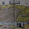 Map of Rhotomagus [Rouen], 16th century