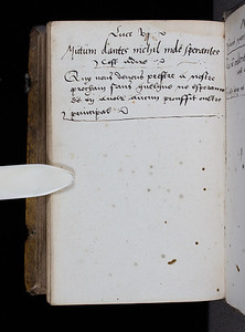 Inscriptions, 16th century