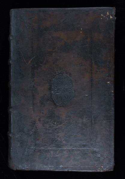 English (Cambridge) binding, late 16th century