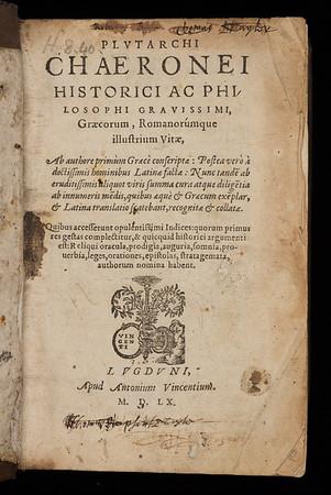 Inscriptions, 16th/17th century