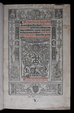 Ownership inscription of John Walsall, 16th century