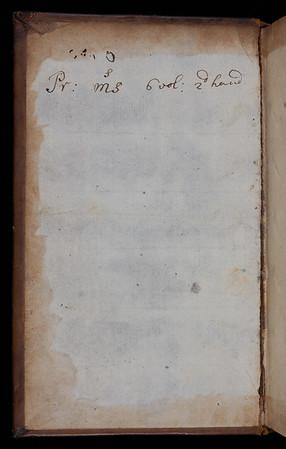 Price inscription
