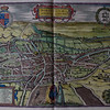 Map of Nordovicum [Norwich], 16th century