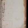 Bookseller's Inscription