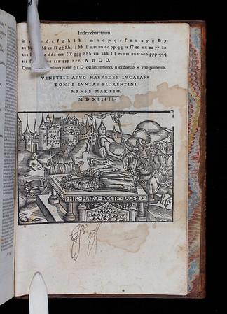 Inscription, 17th century (?)