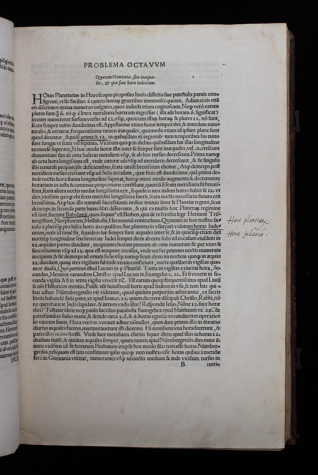 Annotations, possibly by Thomas Smith, 16th century
