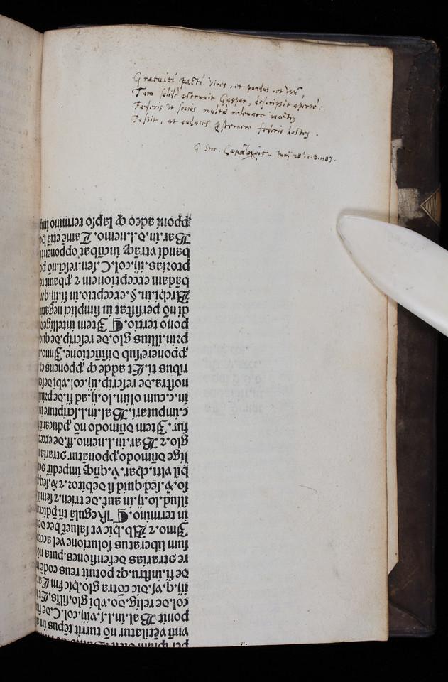 Notes, 16th century