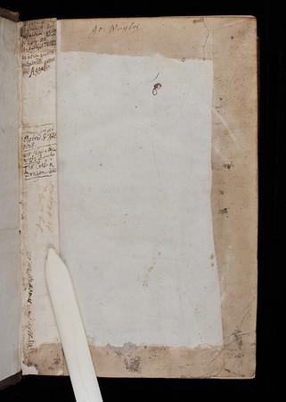 Ownership inscription of John Maylor