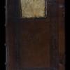 Donor inscription of Thomas Yale, 16th century