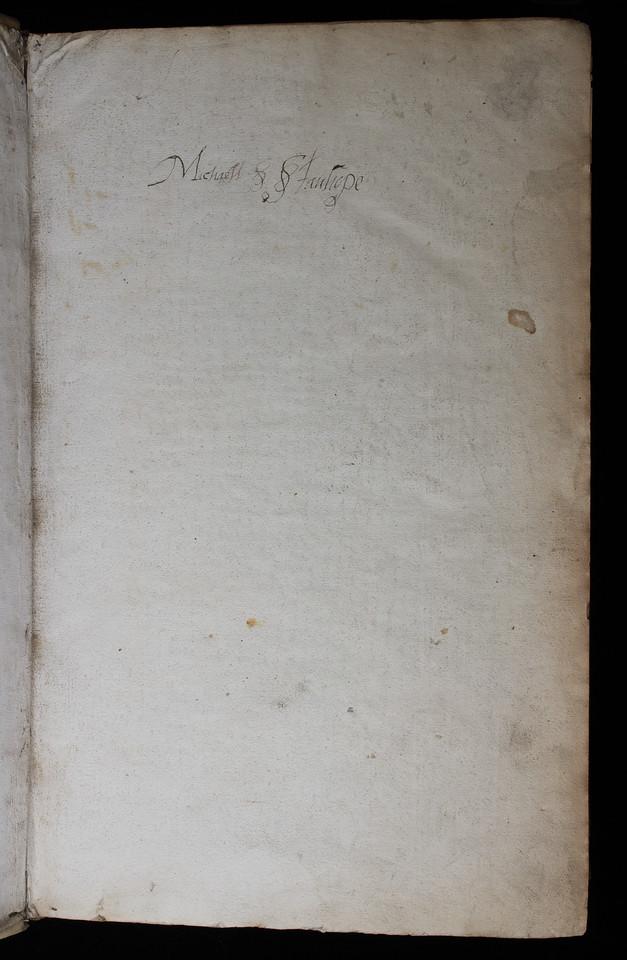 Inscription, 17th century