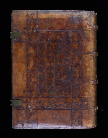 Binding by Nicholas Spierinck, 16th century