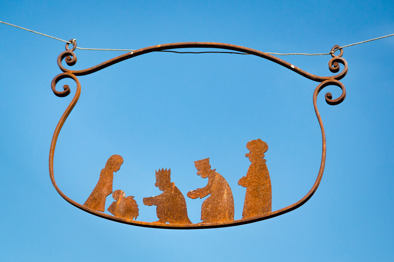 Three Wise Men of Flavigny